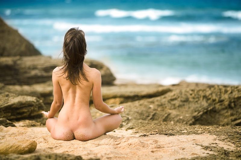 Nude Meditation: The Benefits of Meditating Naked