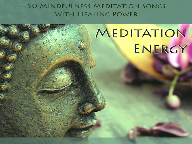 """""""Meditation Energy"""": Meditation Relax Club's New Album Hits Stores at a Special Price"""