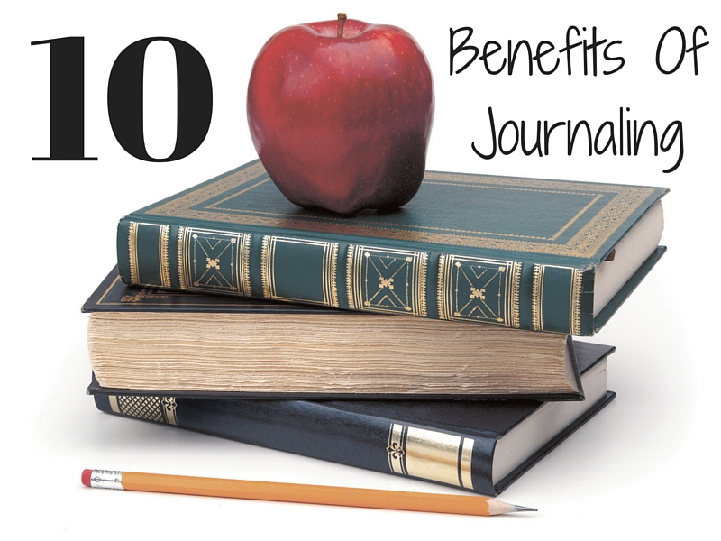 10 Benefits Of Keeping A Journal