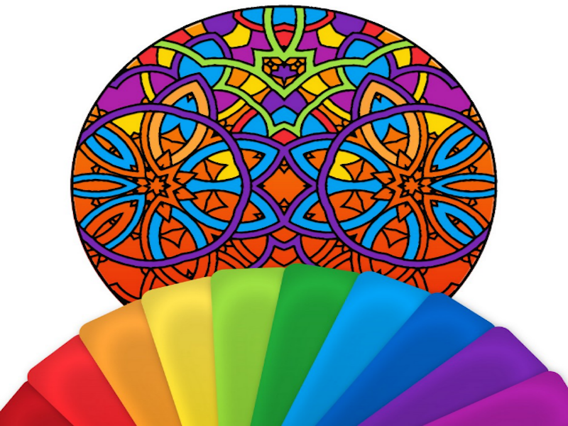 Mandala Meditation: Using Chromotherapy while Meditating