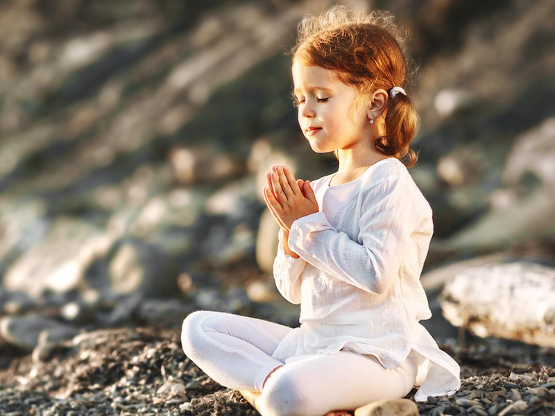 Teaching Meditation to Kids and Children