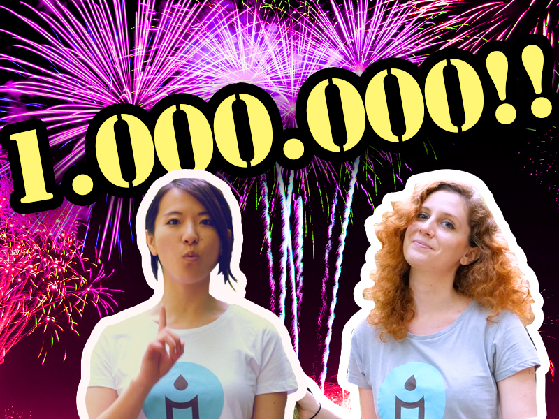 MeditationRelaxClub Reaches One Million Subs on YouTube!!