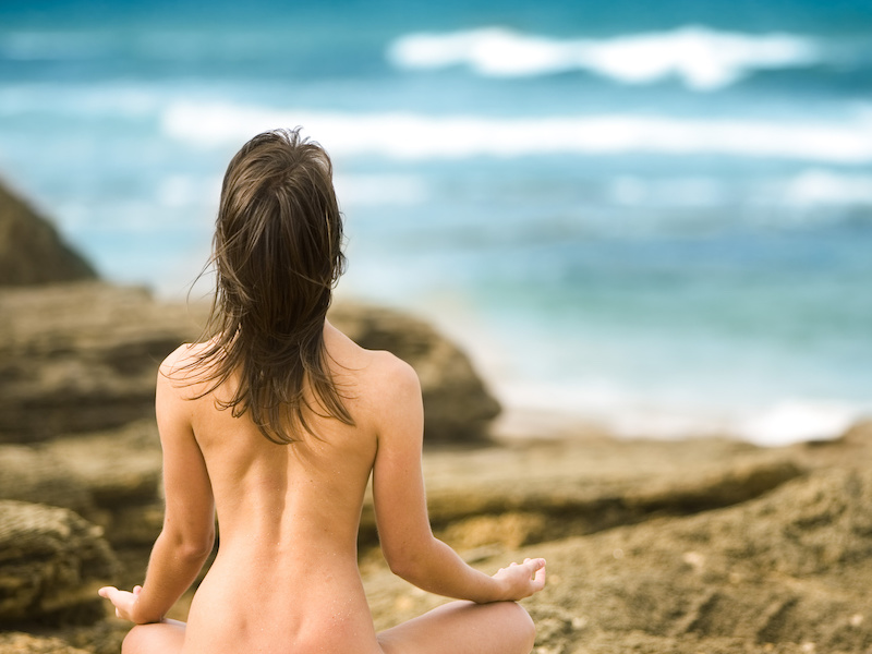 Naked Meditation is Not Weird – and You Should Try It